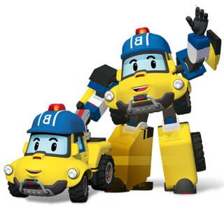 Silverlit 银辉 变形警车机器人 巴奇变形机器人 *3件