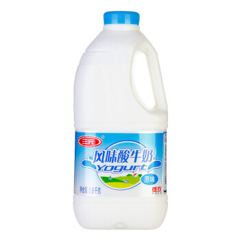 SANYUAN 三元 原味 酸牛奶 1.8kg