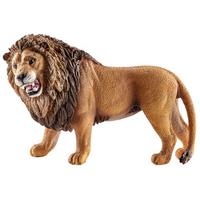 思乐Schleich德国品牌玩具手工漆色野生动物仿真动物模型儿童益智早教教具-咆哮的狮子SCHC14726 *5件