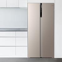 移动专享 : VIOMI 云米 BCD-456WMSD 456升 风冷对开门冰箱