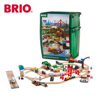 Brio 世界豪華級 火車系列軌道套裝 33766