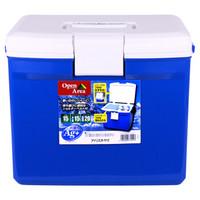 IRIS 爱丽思 CL-15 车载保温箱冷藏箱 15升 蓝色