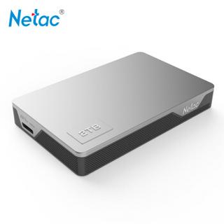 Netac 朗科 K338 2.5寸 移动硬盘 2TB