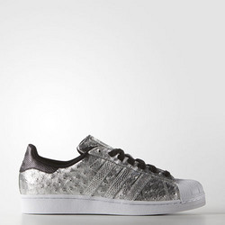 adidas Originals Superstar Metallic 男款休闲运动鞋 *2双