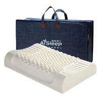 AiSleep 睡眠博士 乳胶释压按摩枕标准款 *2件+凑单品