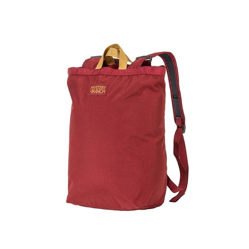Mystery Ranch 神秘牧场 中性旅行背包 Booty Bag 棕红色 16L