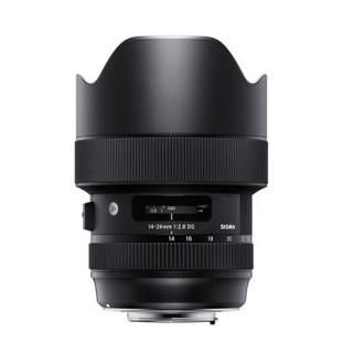 SIGMA 适马  Art 14-24mm F2.8 DG HSM 广角变焦镜头 佳能EF卡口