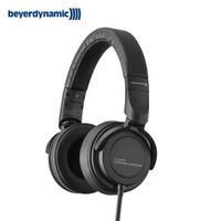 中亚Prime会员:beyerdynamic 拜亚动力 DT240Pro 头戴式监听耳机