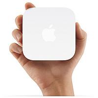 Apple 苹果 AirPort Express 无线路由器(802.11n、2.4/5GHz双频、2x2)