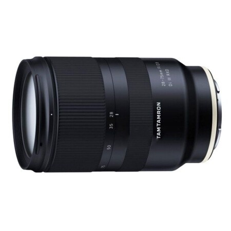 Tamron 腾龙 A036 28-75mm F2.8 Di III RXD 大光圈标准变焦镜头 索尼E口