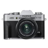 FUJIFILM 富士 X-T20(XC15-45mm F3.5-5.6) 无反相机套机