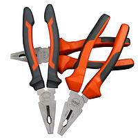 工具专家手兵器 工业级钢丝钳