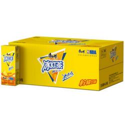 康师傅 冰红茶 柠檬红茶饮料 250ml*24盒 整箱装(新老包装随机发货) *2件