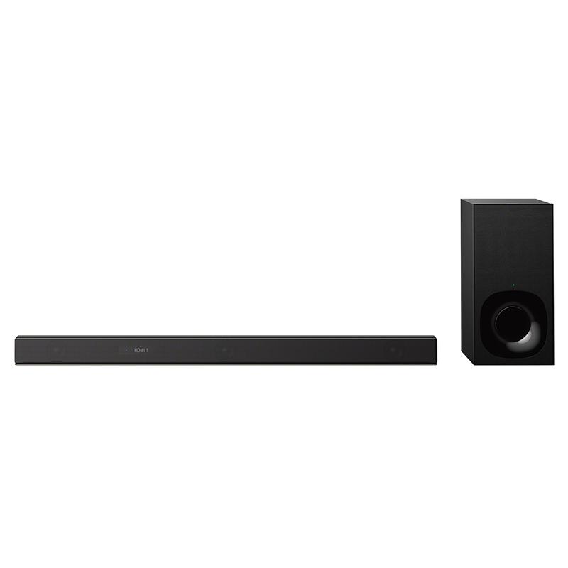 SONY 索尼 HT-Z9F 壁挂式 回音壁 无线家庭音响系统 黑色