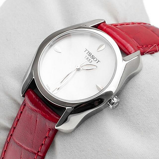 TISSOT 天梭 T-Wave T023.210.16.111.01 女士时装腕表
