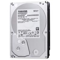 TOSHIBA 东芝 台式机硬盘 3TB 64MB 7200rpm DT01ACA300