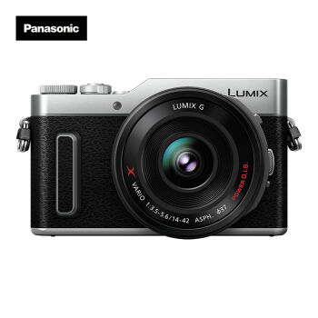 Panasonic 松下 GF10 微型单电套机(14-42mm电动镜头)