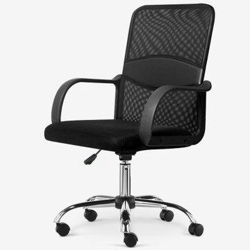 BECAUSES 伯力斯 MD-088 电脑椅 黑色