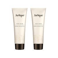 黑卡会员:Jurlique 茱莉蔻 玫瑰香芬护手乳霜 125ml*2
