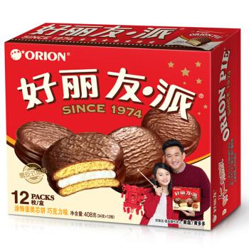 Orion 好丽友 巧克力派