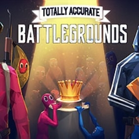 游戏限免 : 《Totally Accurate Battlegrounds》PC数字版游戏