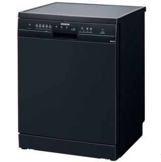SIEMENS  SJ235B01JC 13套 家用全自动洗碗机 黑色