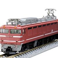 TOMIX 7101 JR EF81-600型电力机车