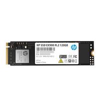 HP 惠普 EX900 固态硬盘 120GB M.2接口(NVMe协议) 3D TLC