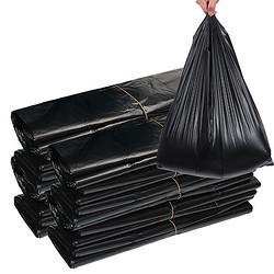 明信 加厚背心式垃圾袋 46*63cm 100只