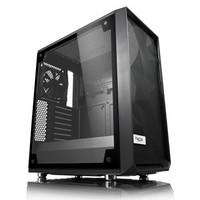 分形工艺(Fractal Design)Meshify C - TG 浅色钢化玻璃侧板 支持ATX/ITX主板/标配风扇/散热机箱