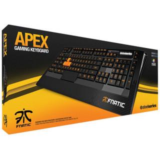 SteelSeries 赛睿 Apex  Fnatic 战队版 游戏键盘