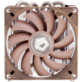 ID-COOLING IS-40pro Intel平台薄型下吹CPU散热器