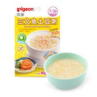 PLUS会员:Pigeon 贝亲 婴儿辅食 三文鱼土豆粥 80g