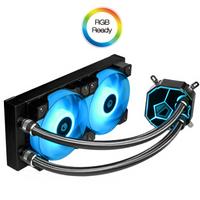 ID-COOLING DASHFLOW 240 RGB 一体式CPU水冷散热器