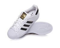 adidas Originals SUPERSTAR C77124 中性款休闲运动鞋 *2件