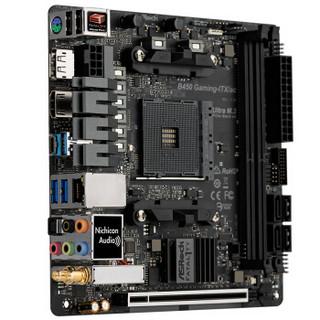 ASRock 华擎 B450 Gaming-ITX/ac 主板