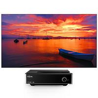 inovel 艾洛维 VH710 激光电视 含100英寸光学屏 JBL独立音响