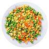 协东盛 欧式杂菜 900g 甜玉米粒 粟米粒 青豆 小豌豆 胡萝卜 冷冻蔬菜 方便菜 生鲜 餐饮速冻食品 半成品菜