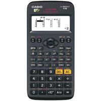 CASIO 卡西欧 FX-82CN X 中文版 函数科学计算器 黑色 *3件