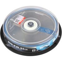 Newsmy 纽曼  单面双层系列 DVD+R DL 刻录盘 8速8.5G 10片