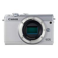 Canon 佳能 EOS M100 无反相机 单机身 白色