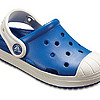 Crocs 中性童 拖鞋 CROCS BUMP IT CLOG K 202282 109元