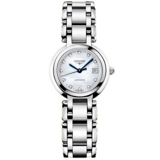 LONGINES 浪琴 心月系列 L8.111.4.87.6 女士机械手表