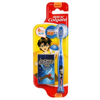 Colgate 高露洁 儿童软毛牙刷(6-12岁)1支装