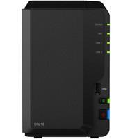 Synology 群晖 DS218 2盘位 NAS网络存储服务器