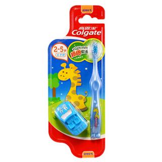 Colgate 高露洁 萌萌动物 儿童牙刷(2-5岁)1支装