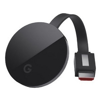 Google Chromecast Ultra 电视盒子 4K