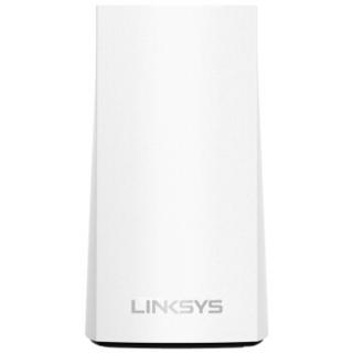 粉丝价 : LINKSYS 领势 WHW0101 千兆双频 1300M WiFi 5 分布式路由器 白色 单个装