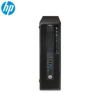 惠普(HP)Z240SFF(2GJ88PA) 台式工作站 设计电脑 E3-1225v6/8GB nECC/1TB SATA/DVDRW/3年保修