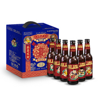 Master Gao 高大师 Baby Fat 婴儿肥 ipa精酿啤酒 新年套装礼盒 330ml* 6瓶